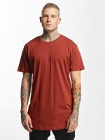 Urban Classics t-shirt Shaped Oversized Long bruin