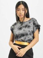 Urban Classics t-shirt Batic Extended grijs