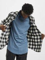 Urban Classics T-shirt longoversize Shaped Melange Oversized Long bleu