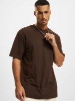 Urban Classics T-shirt long oversize Tall Tee brun