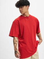 Urban Classics T-shirt long oversize Tall Tee rouge