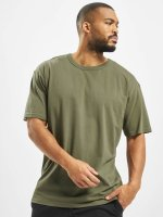 Urban Classics t-shirt Oversized olijfgroen