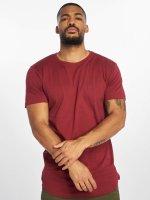 Urban Classics T-Shirt Shaped Long rouge