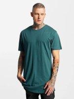 Urban Classics T-Shirt Shaped Long türkis
