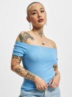 Urban Classics top Rebecca blauw