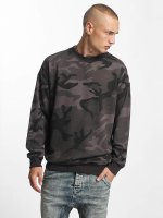 Urban Classics trui Camo Sweatshirt camouflage