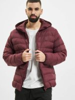 Urban Classics Veste matelassée Basic Bubble rouge