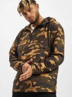 Urban Classics Zomerjas Camo Pull Over camouflage