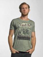 Urban Surface t-shirt South Division groen