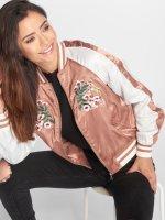 Vero Moda Куртка-бомбардир vmSatty коричневый