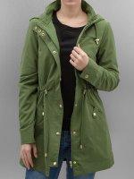 Vero Moda Пальто VMPernille зеленый