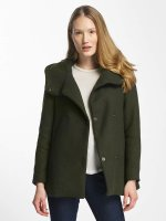 Vero Moda Пальто vmCollar зеленый