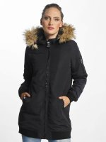 Vero Moda Пальто vmDicte Fake Fur 3/4 синий