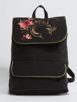 Vero Moda Backpack vmLouise Canvas black