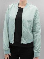 Vero Moda Bomber jacket cmDicte Spring Short blue