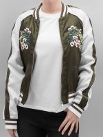 Vero Moda Bomber jacket vmSatty green