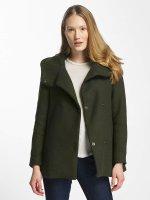 Vero Moda Coats vmCollar green