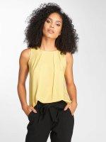 Vero Moda Hihattomat paidat vmBoca keltainen