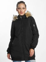 Vero Moda Mantel vmDicte Fake Fur 3/4 schwarz