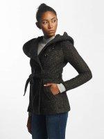 Vero Moda Overgangsjakker vmMunich Loop Wool oliven