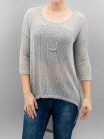 Vero Moda Pullover vmKenja grau