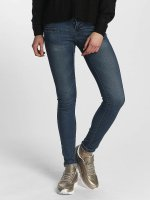 Vero Moda Slim Fit Jeans vmGamer modrá