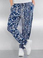 Vero Moda Spodnie wizytowe vmFirst Elegant niebieski