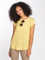 Vero Moda T-Shirt vmBoca gelb