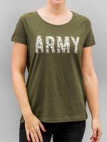 Vero Moda T-Shirt Vmarmy green