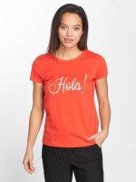 Vero Moda T-Shirt vmLola rot