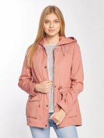 Vero Moda Transitional Jackets vmSille rosa