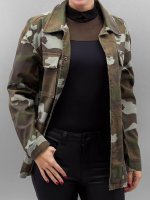 Vero Moda Välikausitakit VmEmma camouflage
