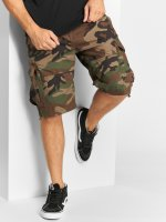 Vintage Industries shorts Terrance camouflage