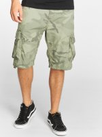 Vintage Industries Shorts Terrance kamouflage