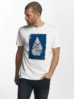 Volcom Camiseta Disruption Basic blanco