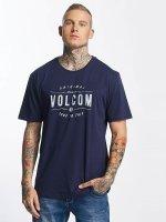 Volcom T-paidat Garage Club indigonsininen