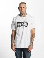Volcom T-Shirt Chopper Basic blanc
