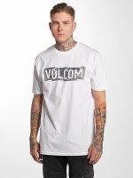 Volcom T-Shirt Edge Basic blanc
