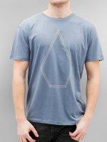Volcom T-Shirt Drew Basic bleu