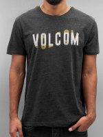 Volcom T-Shirt Warble schwarz