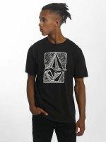 Volcom T-Shirt Rip Stone schwarz