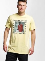 Volcom T-Shirt Scarro yellow