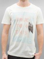 Volcom T-skjorter True To This hvit