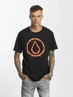 Volcom T-skjorter Sludgestone Basic svart