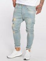 VSCT Clubwear Úzke/Streč Keanu modrá