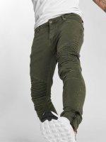VSCT Clubwear Облегающие джинсы Liam хаки
