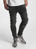 VSCT Clubwear Antifit Thor Biker Kneecut Slim šedá
