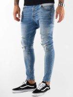 VSCT Clubwear Antifit-farkut Thor Destroyed sininen