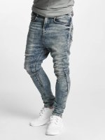 VSCT Clubwear Antifit Kyoto Jogg Bleached modrá