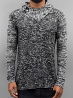 VSCT Clubwear Hettegensre 2 Btn Hooded Moulinee 2 Colour grå